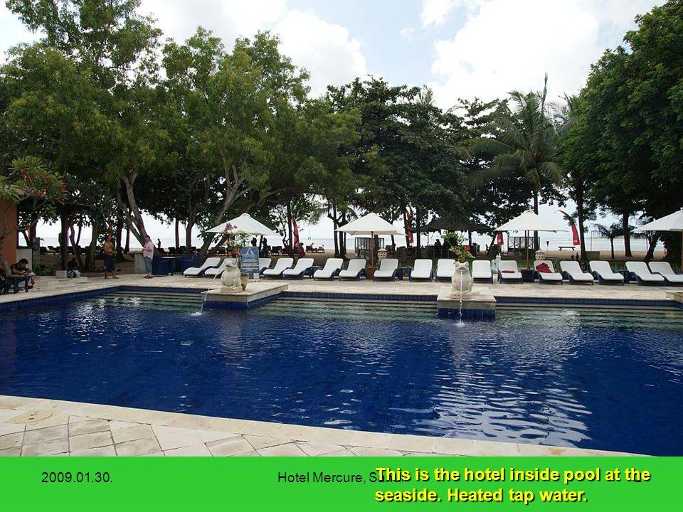 2009.01.30.Hotel Mercure, Sanur12