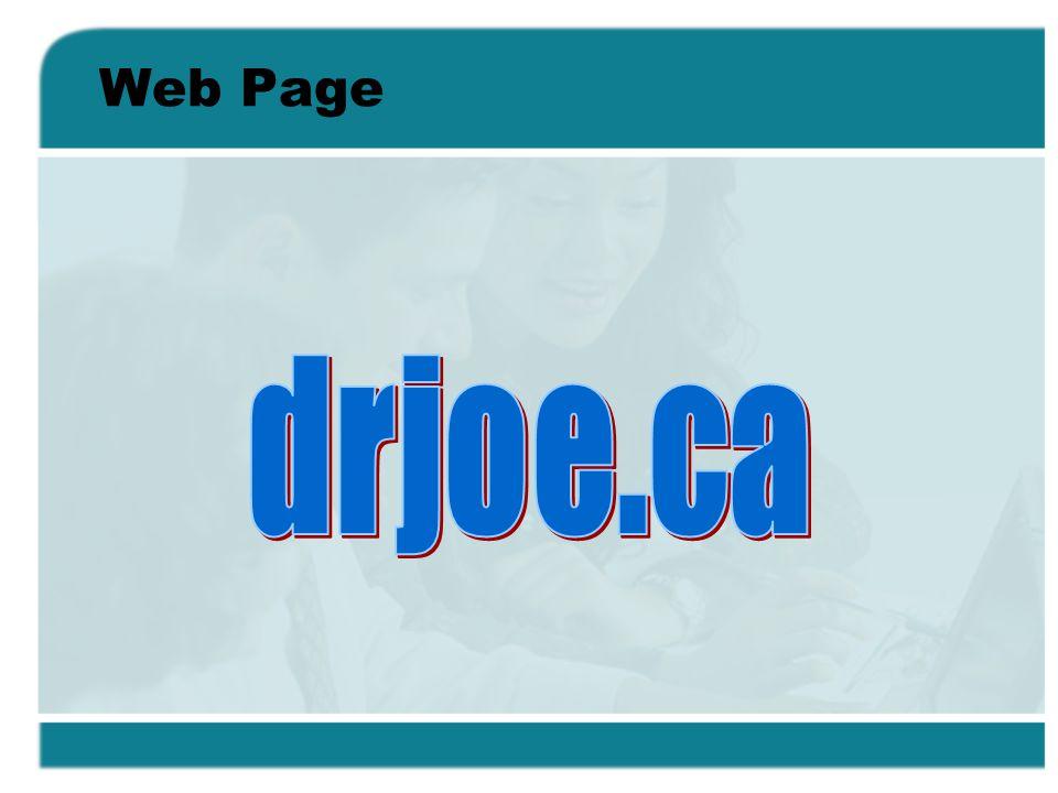 Dr. Joe Mior Rm. 221 jmior@flemingc.on.ca