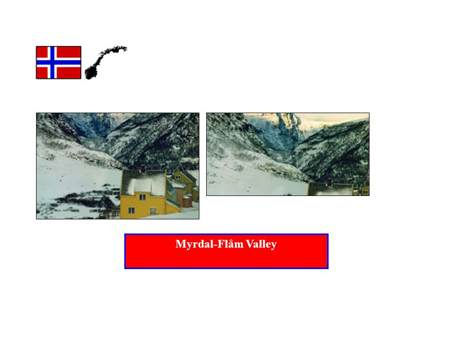 Myrdal-Flåm Valley