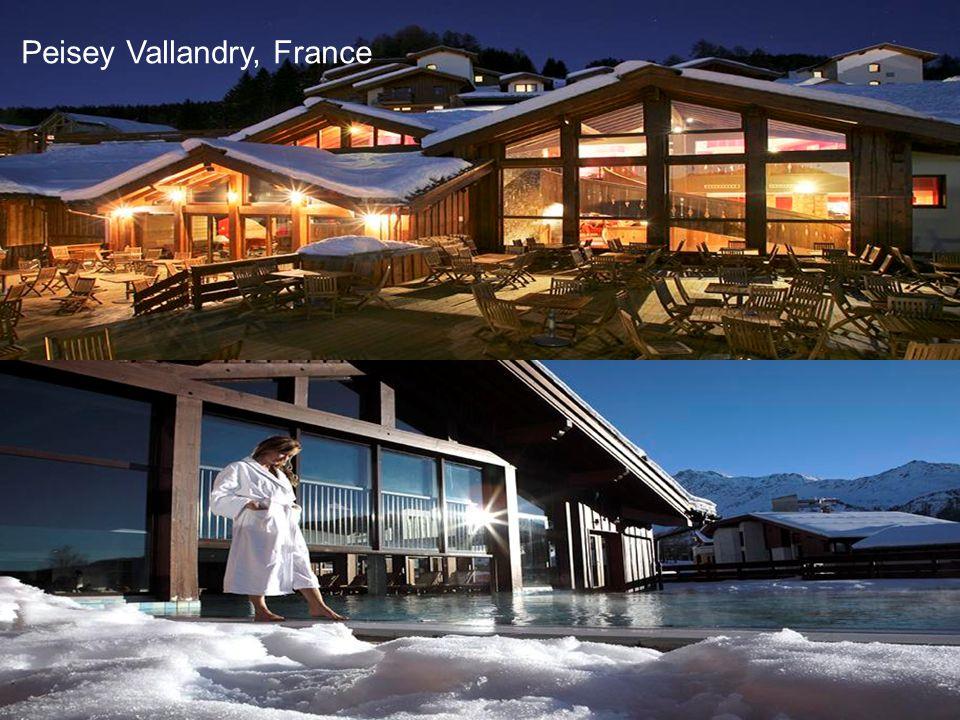 Peisey Vallandry, France