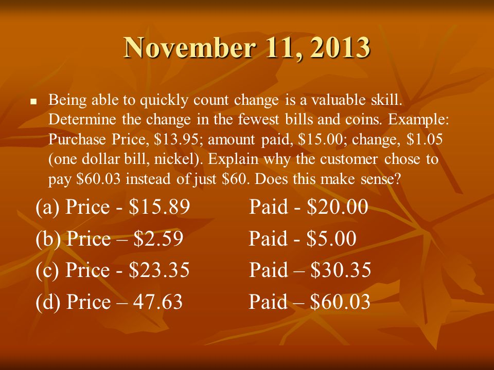 November 26, 2013 Long distance phone calls are based on the rates, calling point, and the time the call was made.