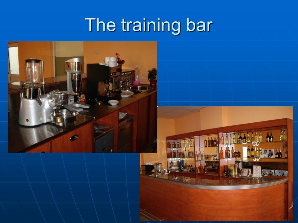 The training bar