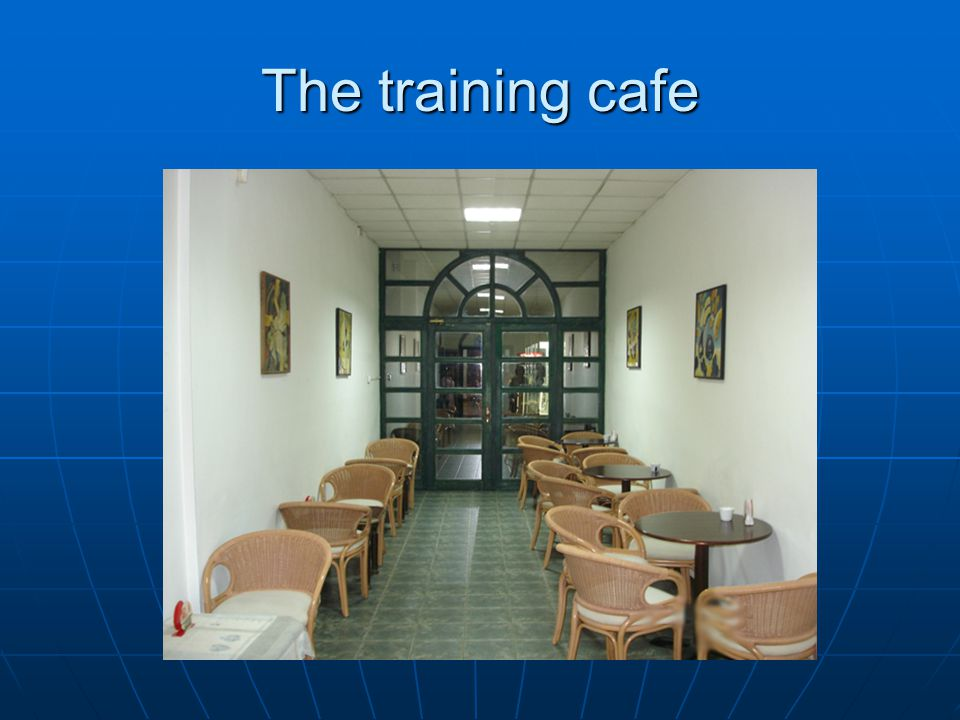 The training cafe