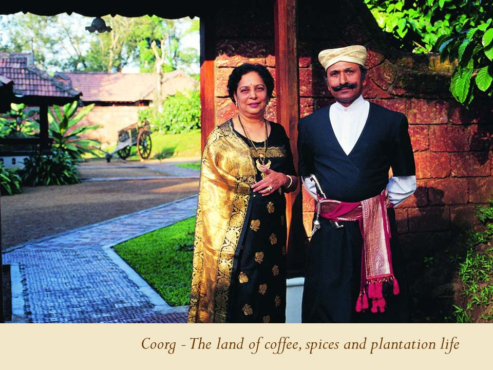 Coorg - The land of coffee, spices and plantation life