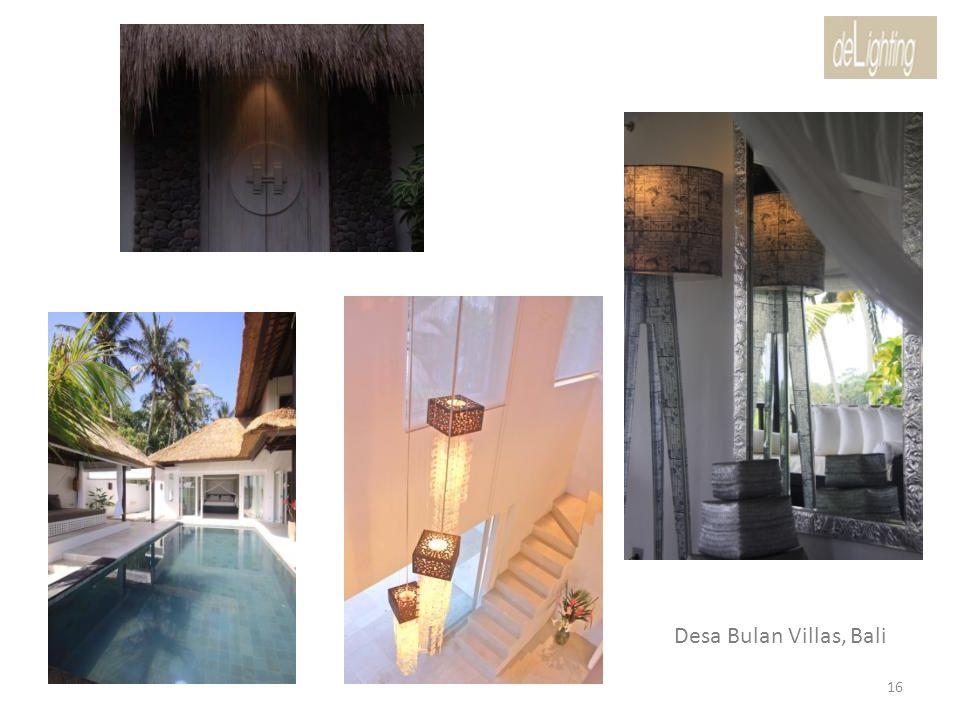 Desa Bulan Villas, Bali 16
