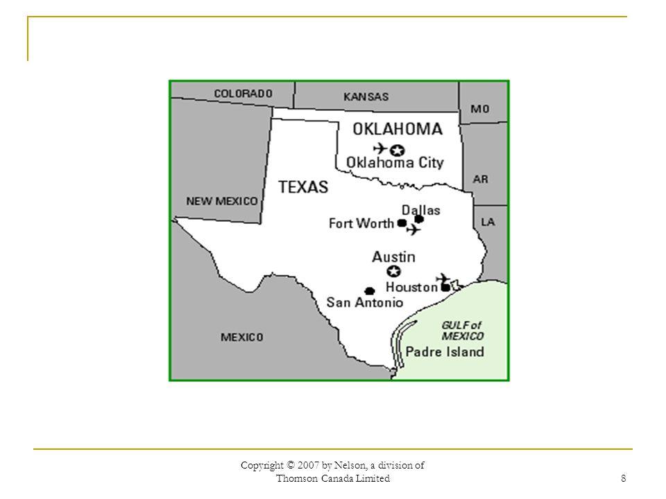 9 Texas www.traveltex.com www.traveltex.com Lone Star State Buckaroo Break$ Packages designed for Canadian market