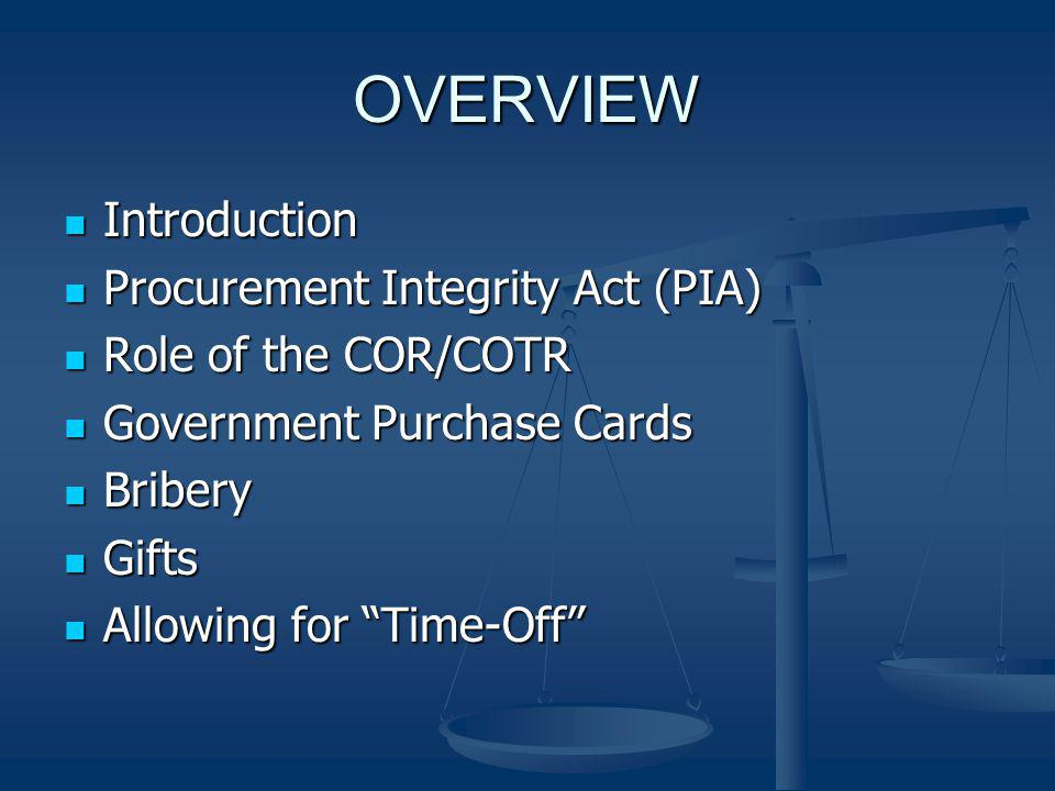 COR/COTR May Not Award, agree to, or sign any contract, delivery order or task order.