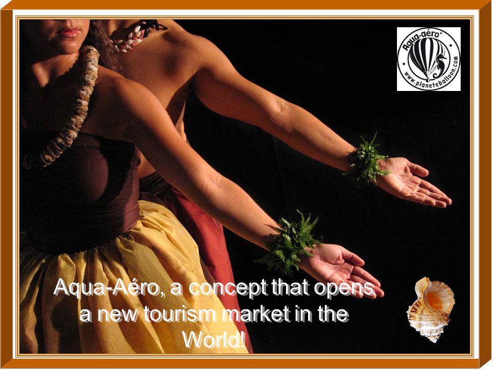 Aqua-Aéro, a concept that opens a new tourism market in the World!