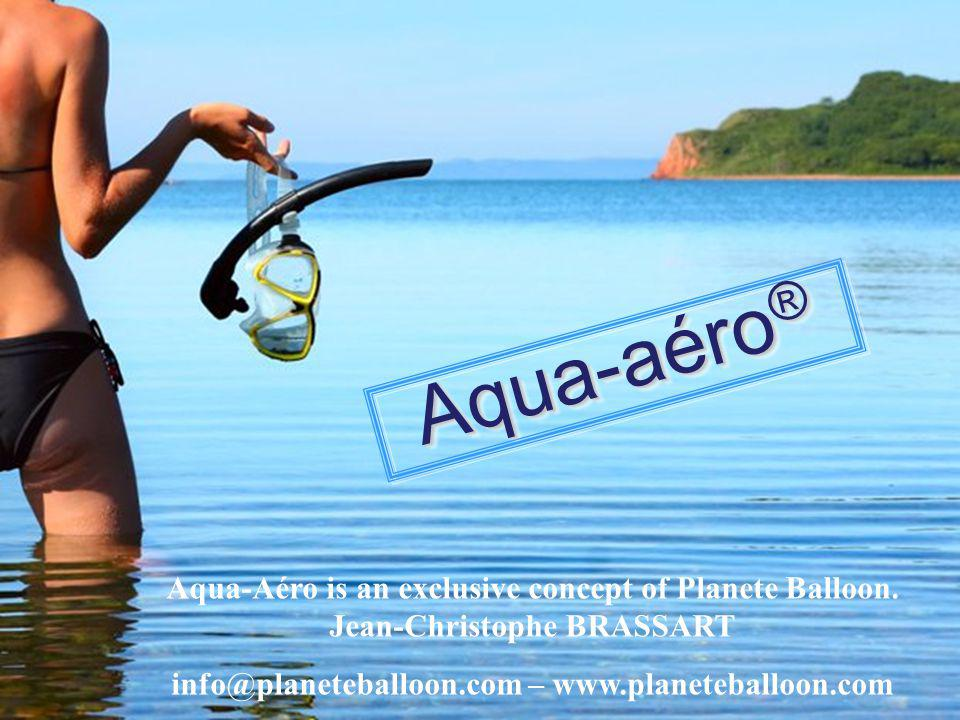 A new step in Tourism has been reached! Fly like a bird, Surf like a boat, its Aqua-aéro ®