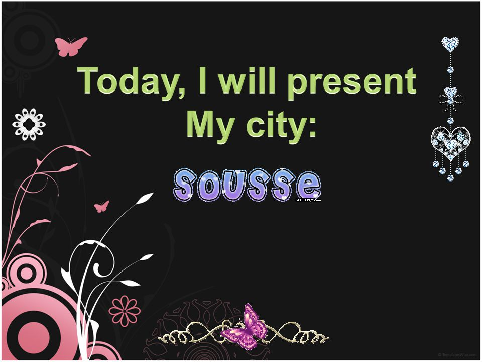 Sousse has a great nightlife, you can go to discos,, cafes..