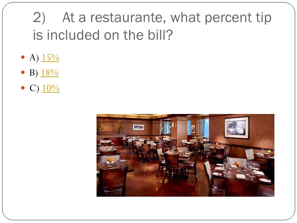 Correct! It shows that you enjoyed the meal and its a way of showing thankfulness. Next Question