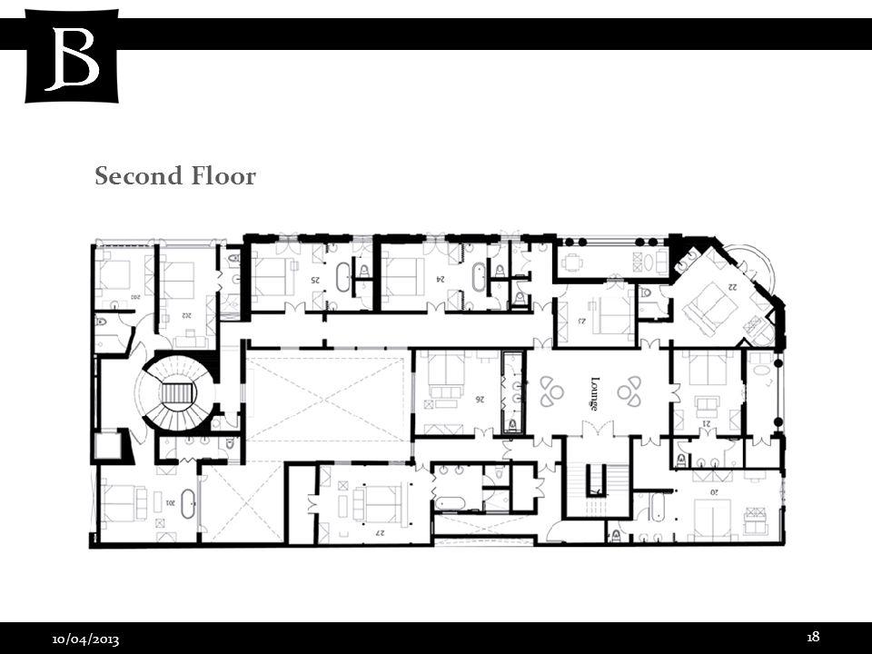 10/04/2013 18 Second Floor
