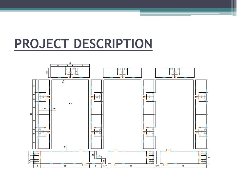 Complex will have three different areas: ZONE A (Continental Area) 20 rooms size 8 x 4,40 mts., with bathroom.