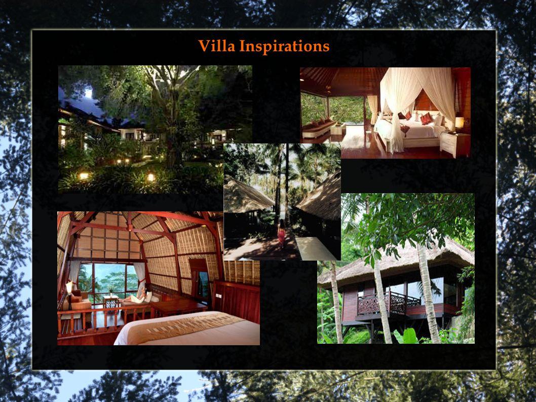Villa Inspirations