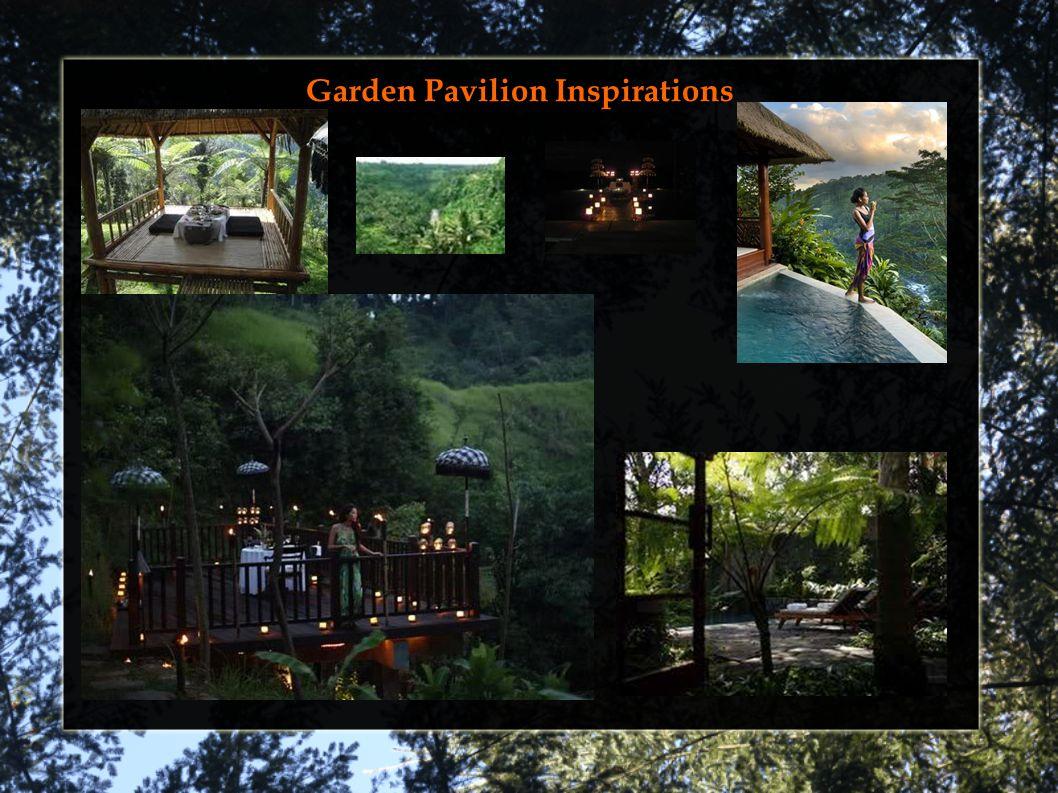 Garden Pavilion Inspirations