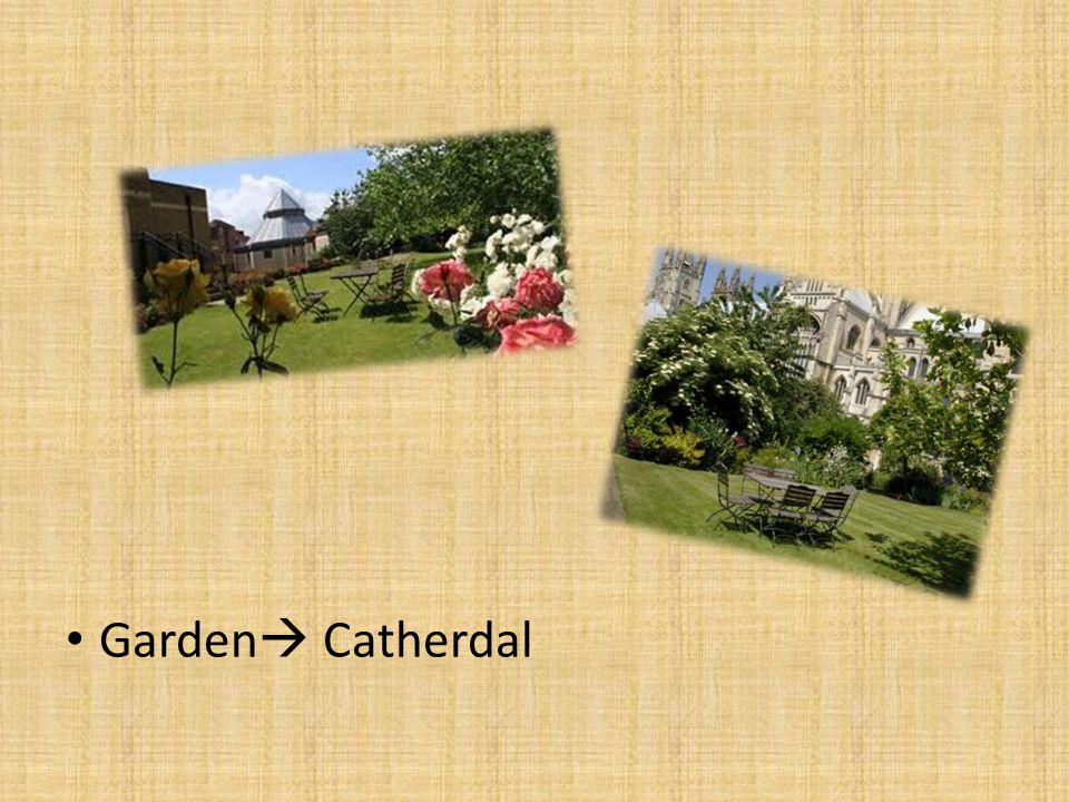 Garden Catherdal