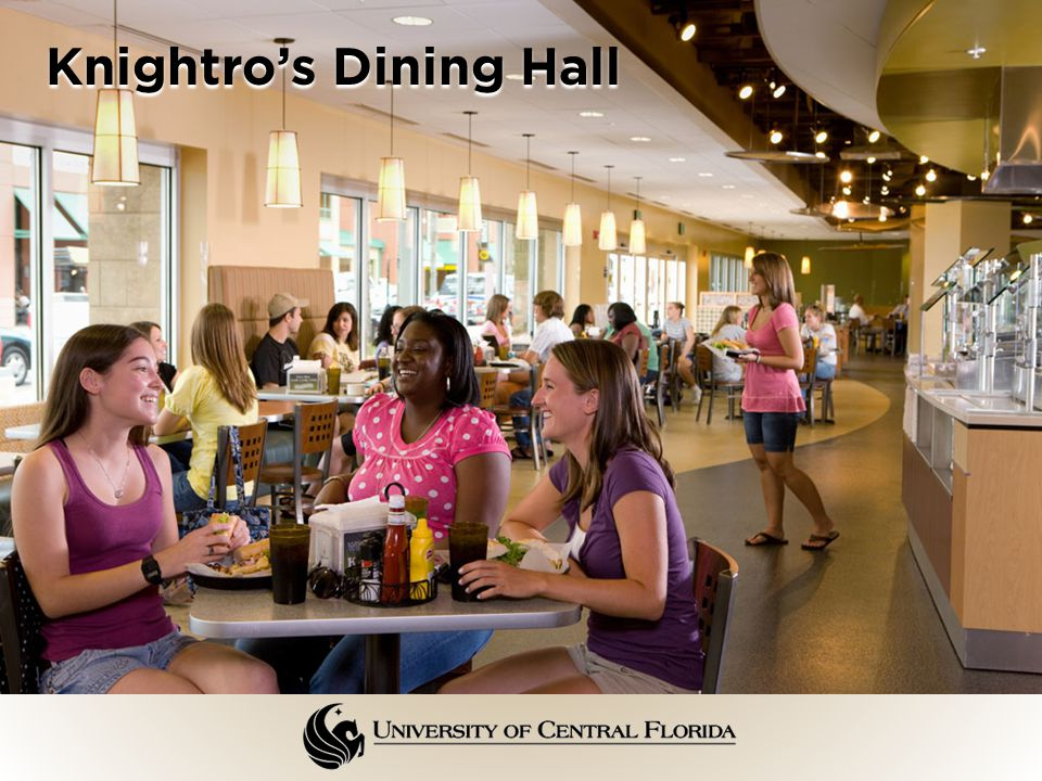Knightros Dining Hall