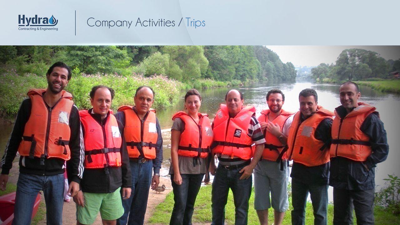 Company Activities / Trips