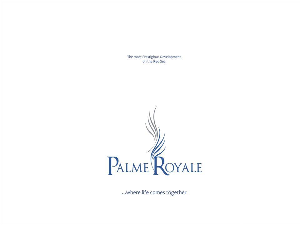 Joint Venture between, His Highness Prince of the Saudi Arabian Kingdom Abdel Elah ben Abdelazeez Al Sooud & Estate Alliance of Egypt, to develop a 5 stars resort named Palme Royale.