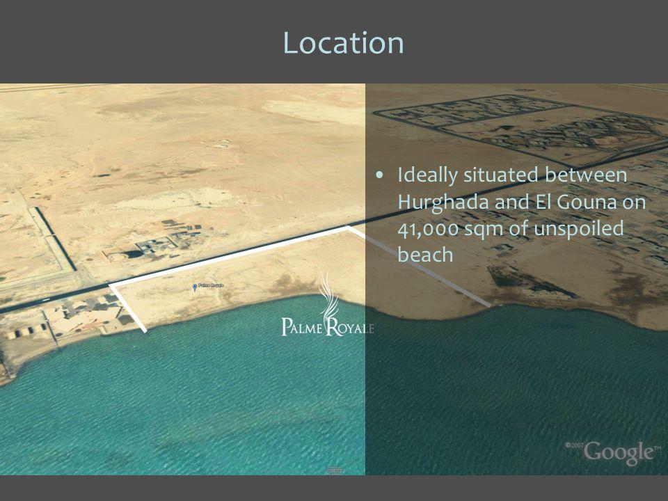 Palme Royale Land Live image… Freehold property 340 m beach front