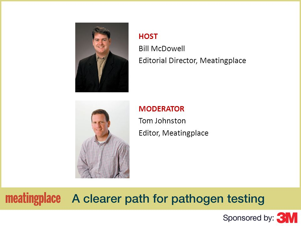 Summary Sampling and testing for pathogens is difficult.