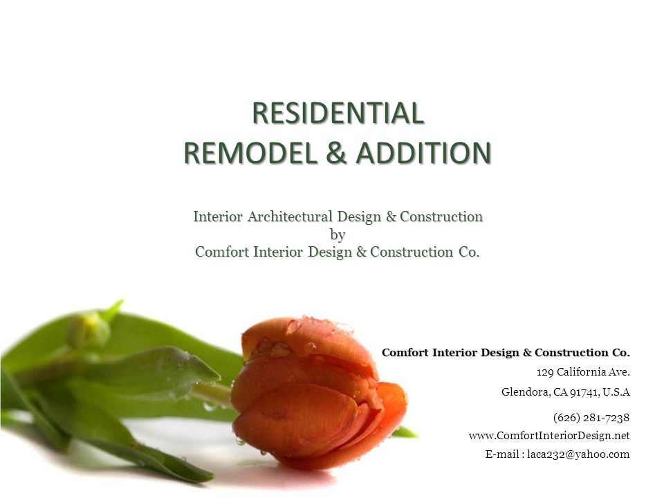 Office Remodel Copyright © LACA Comfort Interior Design & Construction Co.