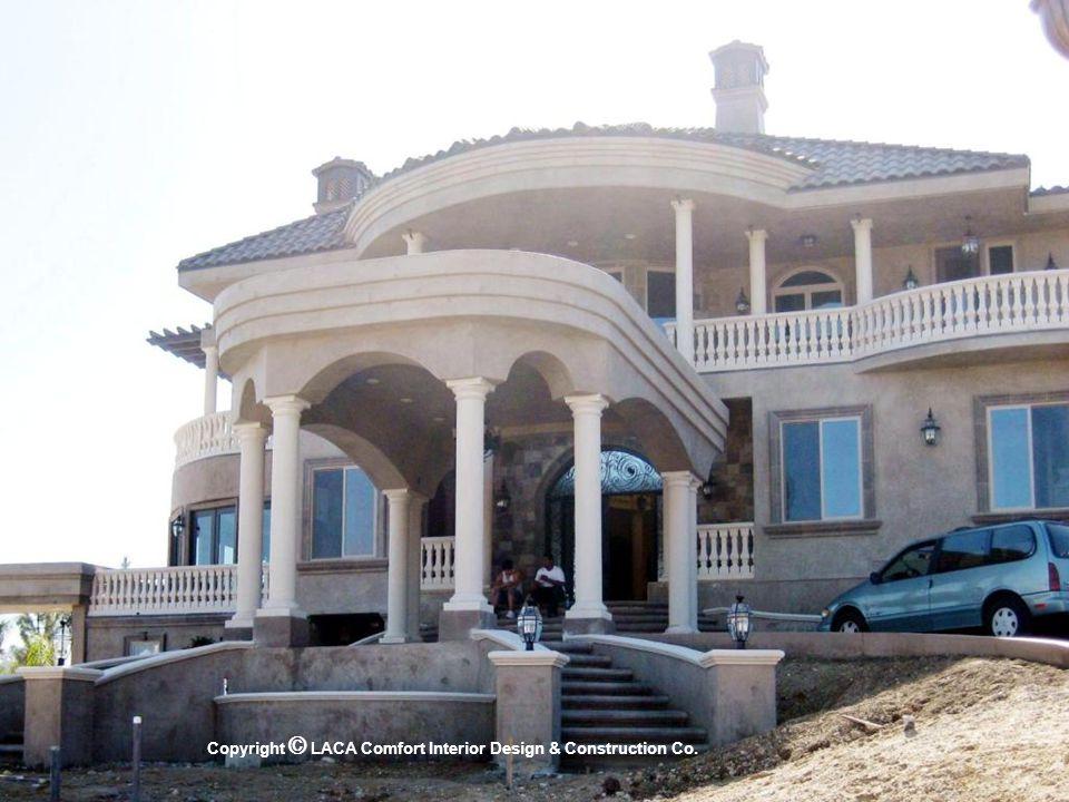 Copyright © LACA Comfort Interior Design & Construction Co.