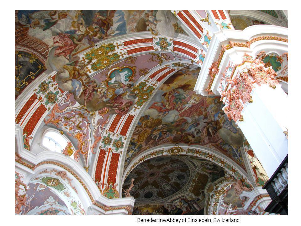 Benedectine Abbey of Einsiedeln, Switzerland
