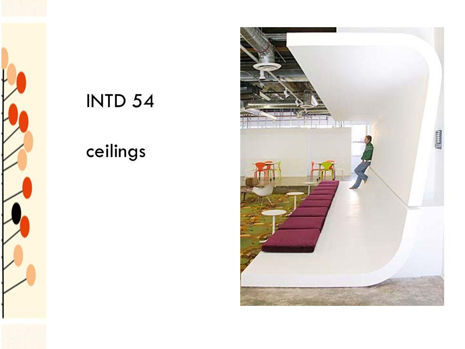 INTD 54 ceilings