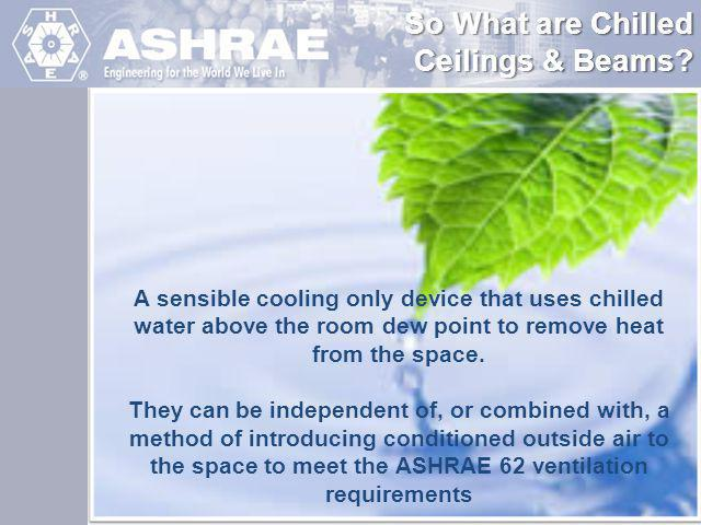 ASHRAE Engineering for the World We Live In Reducing energy