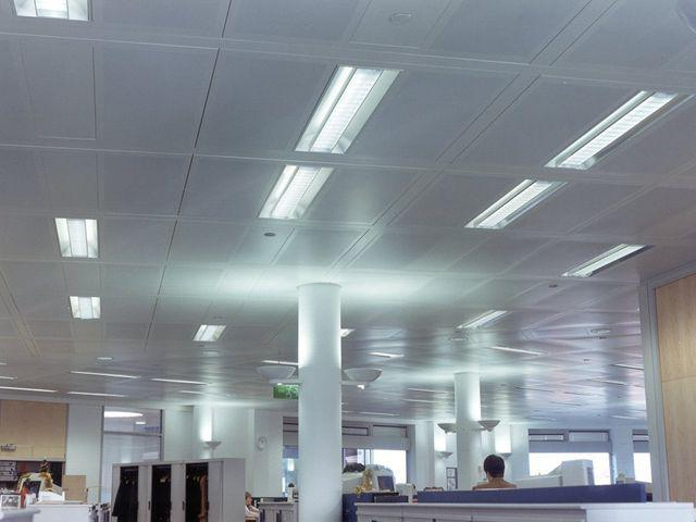 Active Chilled Beams 1 Way perimeter (Concealed)