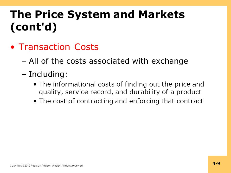Copyright © 2012 Pearson Addison-Wesley. All rights reserved. 4-60 Figure B-1 Consumer Surplus