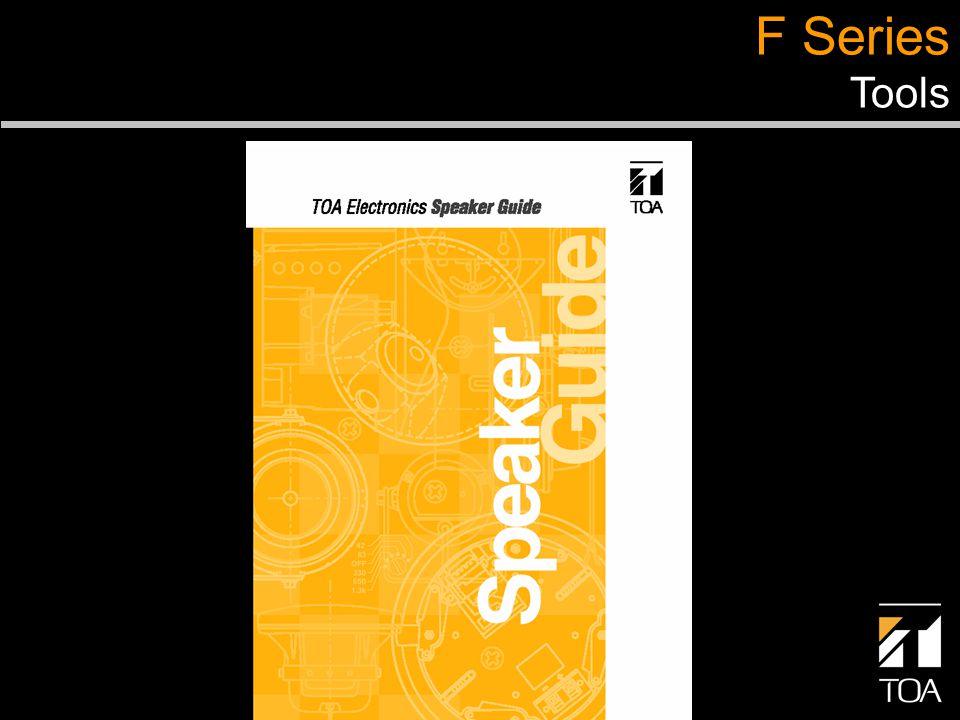 F Series System Design Software