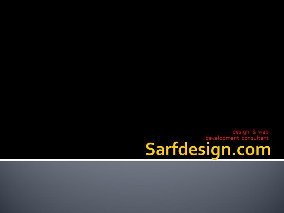design & web development consultant