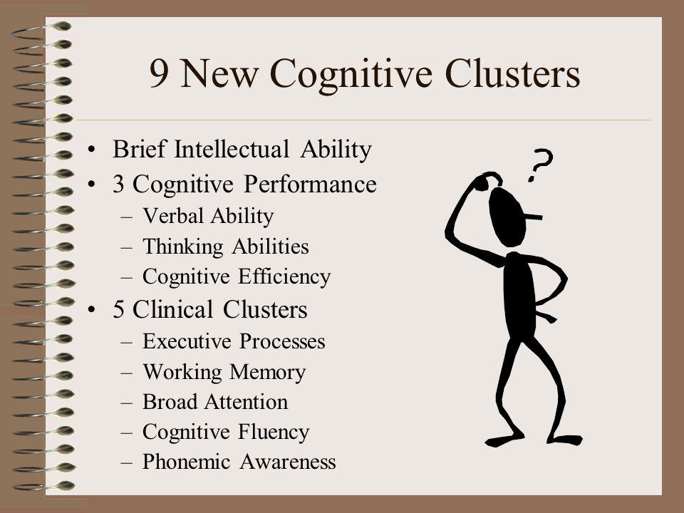 Cognitive Measurements General Intellectual Ability (Standard and Extended) – GIA CALP (Cognitive - Academic Language Proficiency) vs.