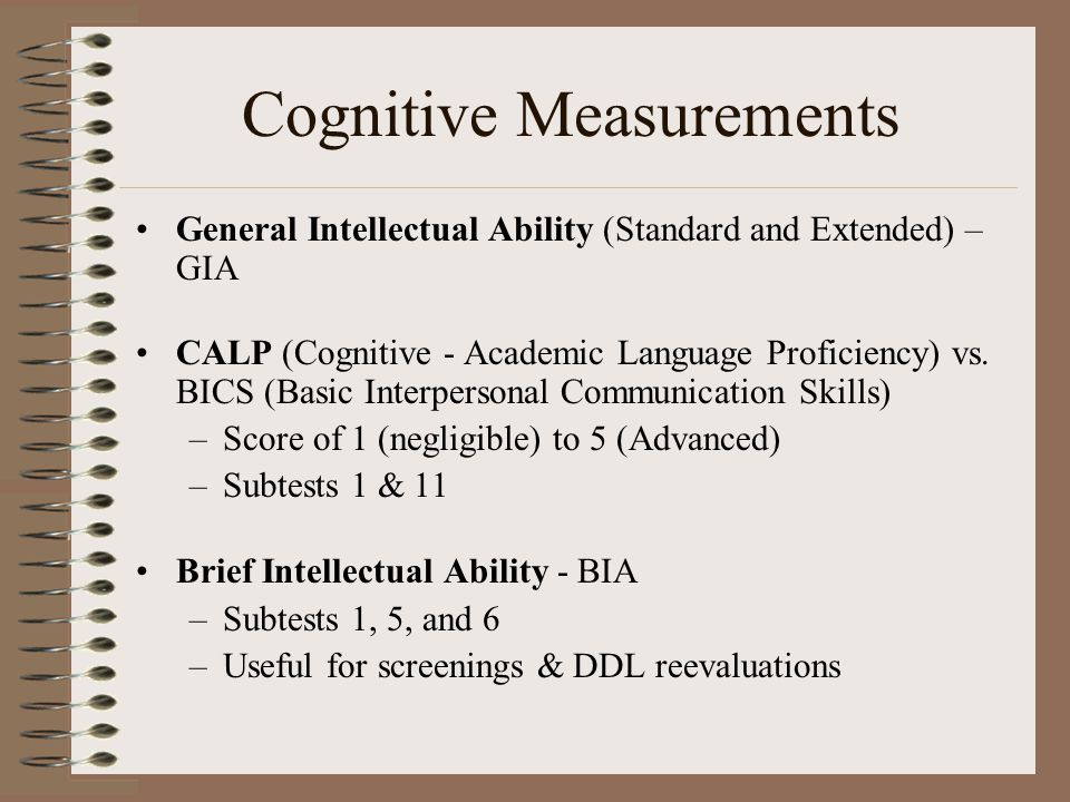 Compuscore Continued For Verbal & Numeric Data: Enter scores for Cognitive & Achievement, Standard & Extended Batteries Enter observations Click Choose Age Select Include GIA/BIA For Ability/Ach choose GIA-Extended, then also run Oral Language or GIA-Standard For Intra-Ability choose Intra-Cog and/or Intra-Ach Send to Print Preview Click