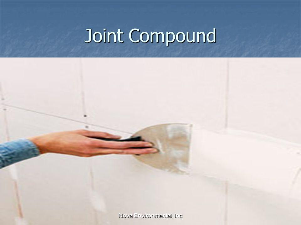 Joint Compound Nova Environmental, Inc