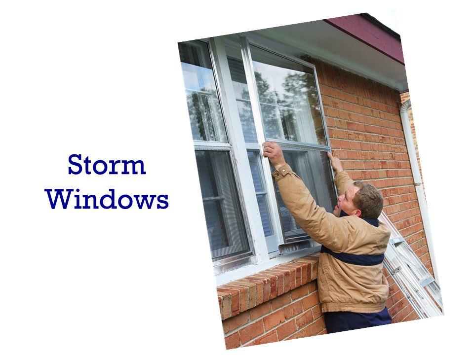 Storm Windows