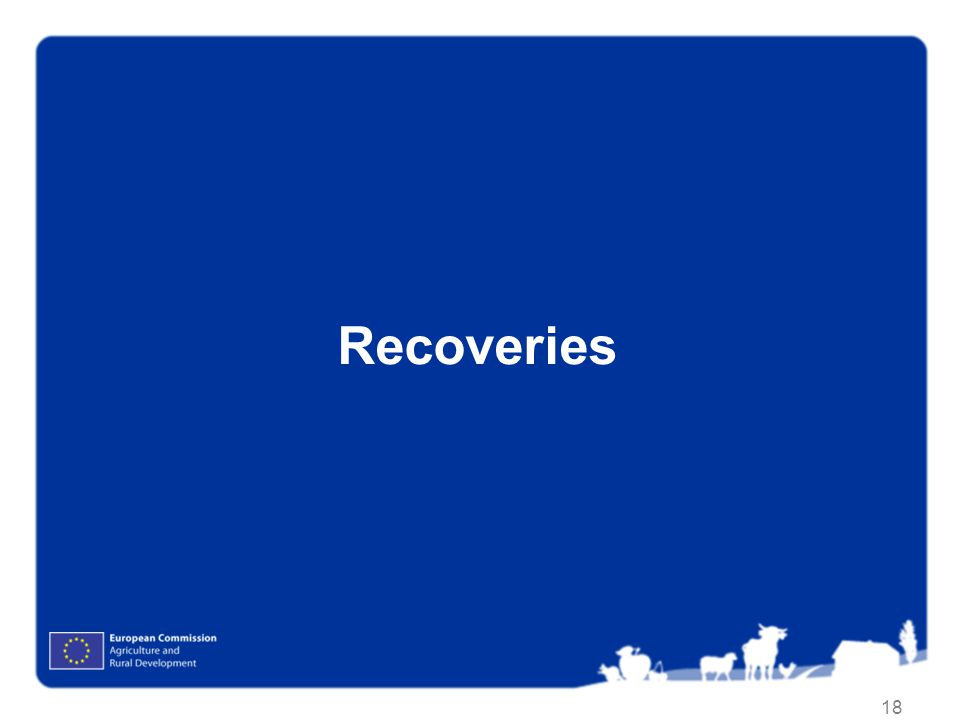 18 Recoveries