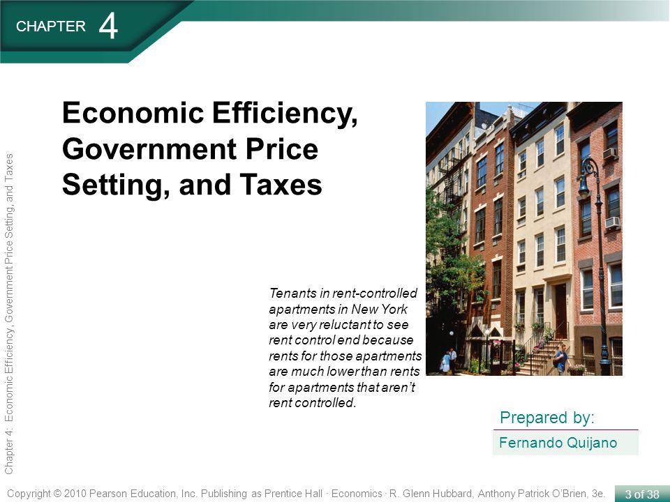 3 of 38 Copyright © 2010 Pearson Education, Inc. Publishing as Prentice Hall · Economics · R. Glenn Hubbard, Anthony Patrick OBrien, 3e. Chapter 4: Ec