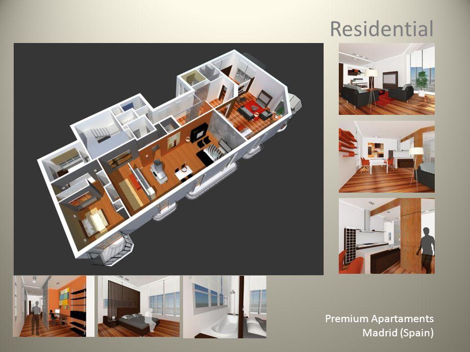 Residential Premium Apartaments Madrid (Spain)