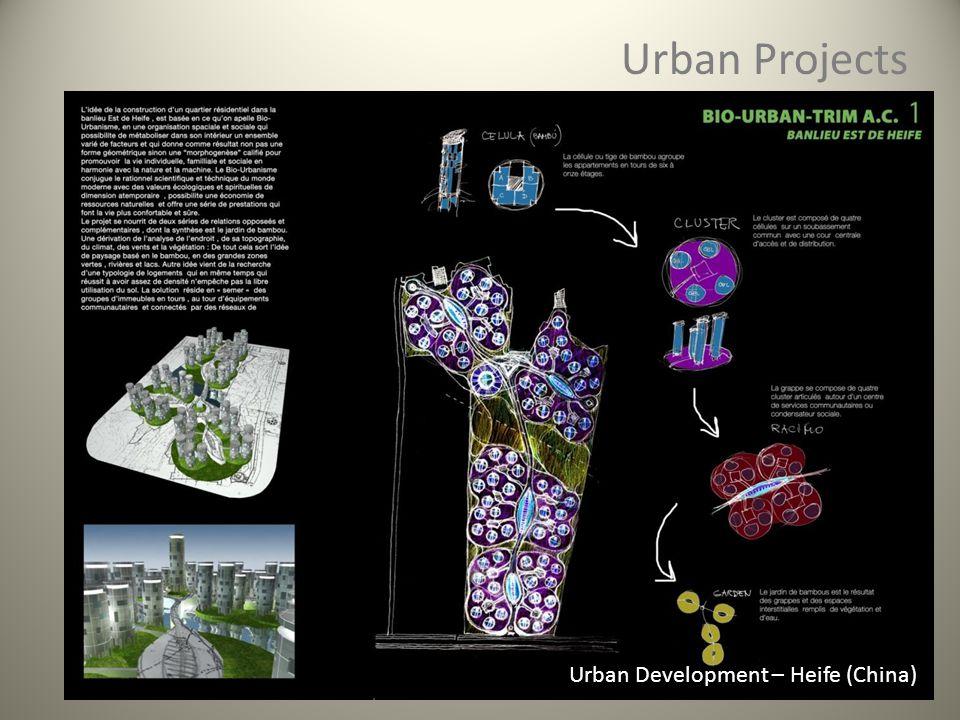 Urban Projects Urban Development – Heife (China)