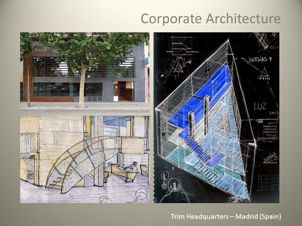 Corporate Architecture Trim Headquarters – Madrid (Spain)