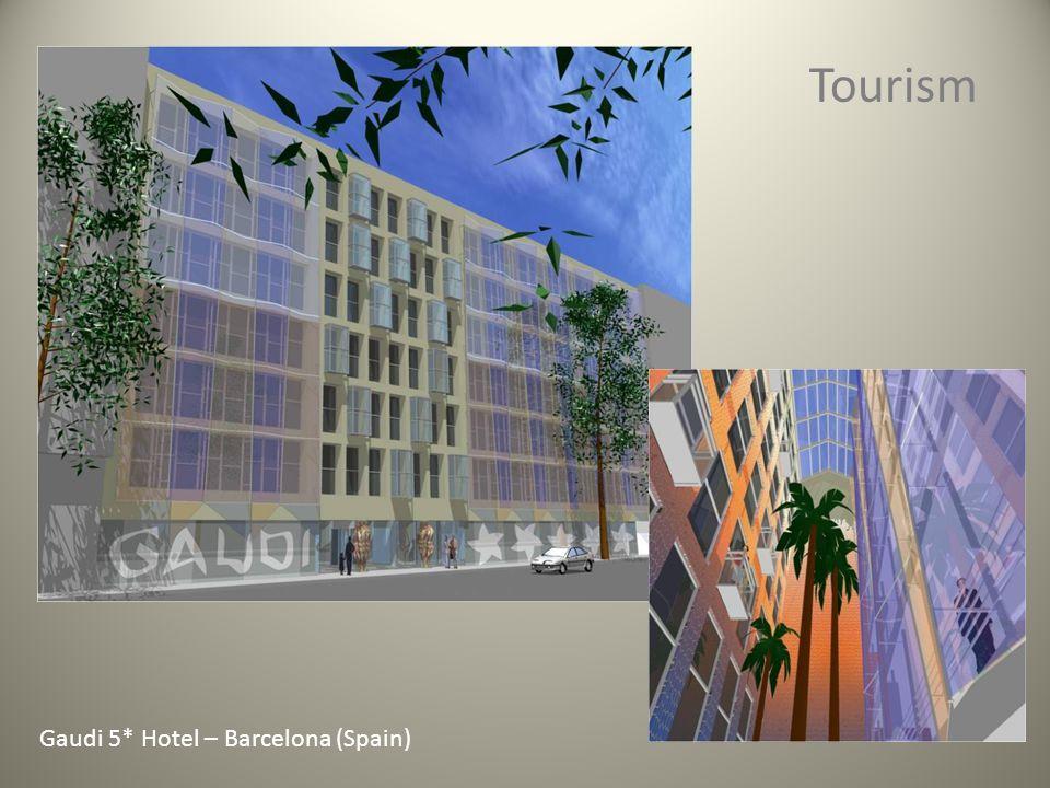 Tourism Gaudi 5* Hotel – Barcelona (Spain)