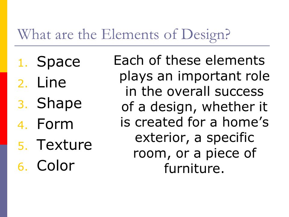 Form Form is the outlined edges of a three- dimensional object.