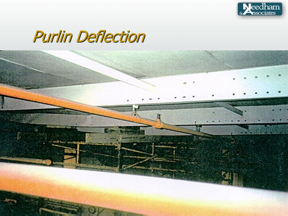 Purlin Deflection