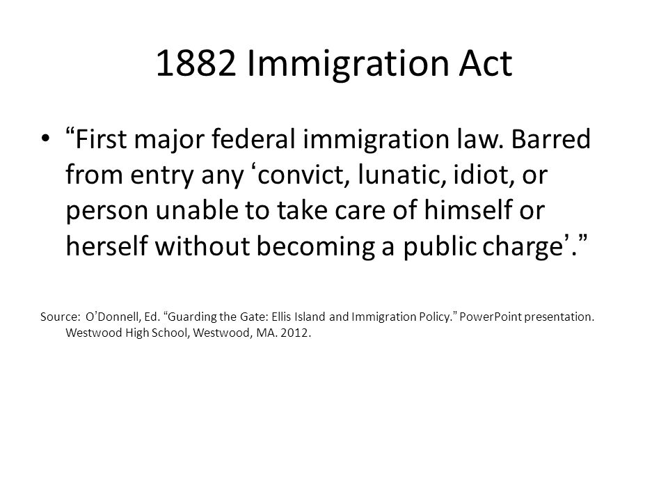 1965 Immigration Act is amended Nationality quotas are abolished.