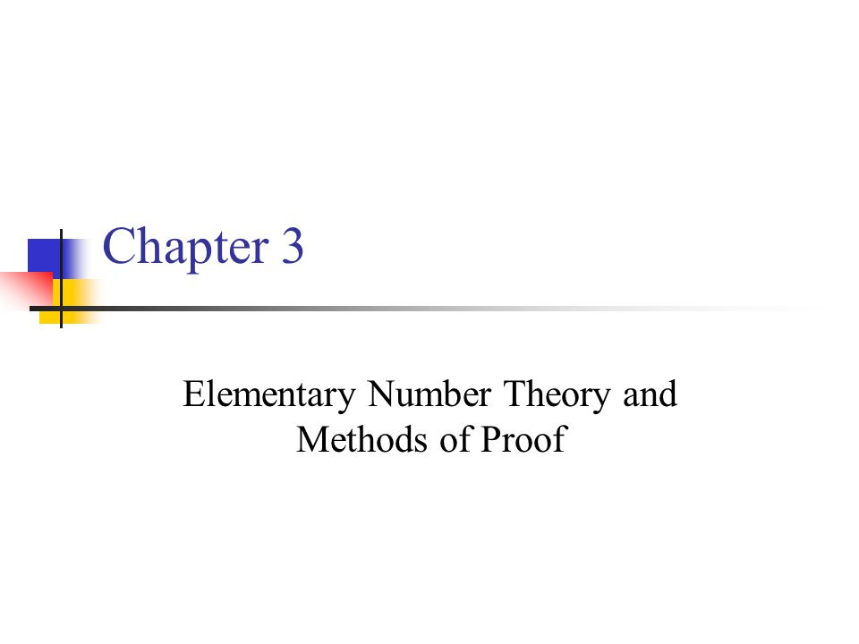 Proof continued Proof: Let u be a unit and p an integer.
