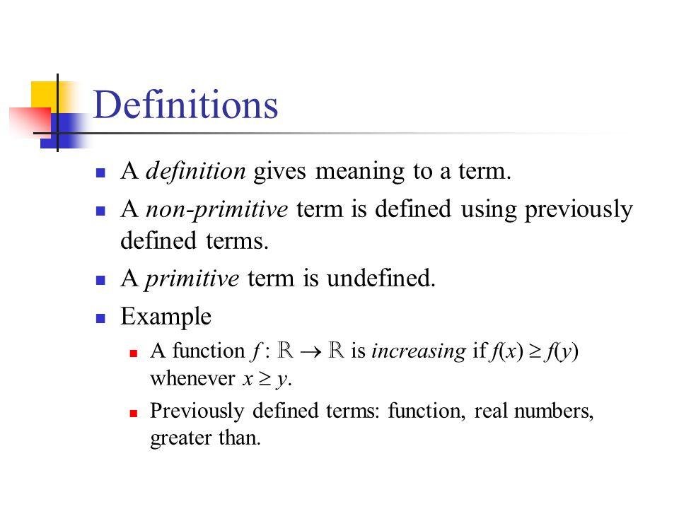 The Quotient-Remainder Theorem Theorem: Let n and d be integers, d 0.