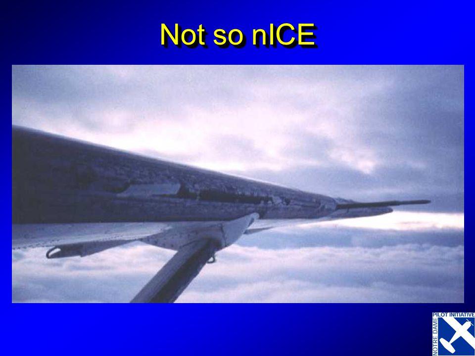 Not so nICE